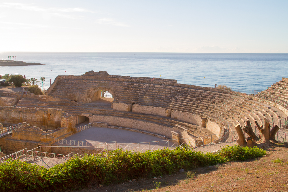 Amphithéâtre romain Tarragone