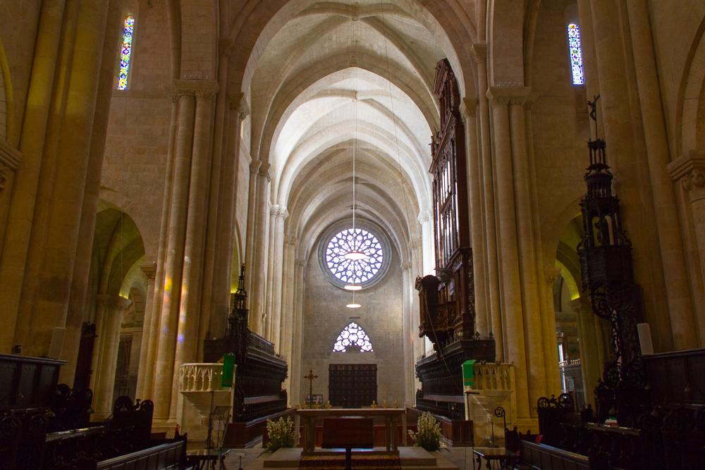 Intérieur cathédrale