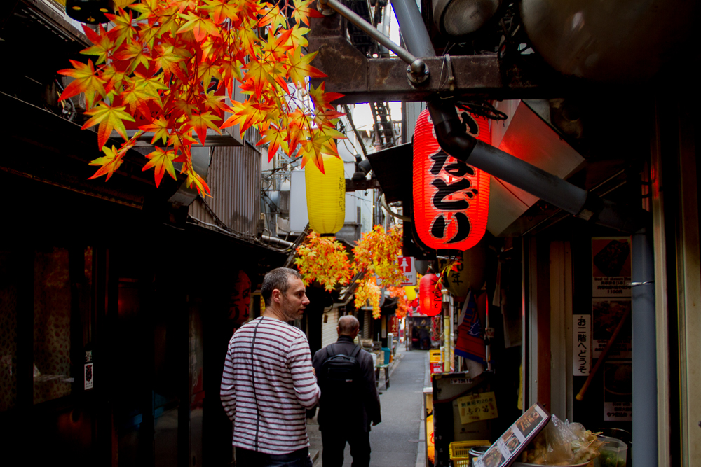 Omoide Yokocho Tokyo Japon