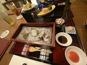 星野リゾート 界 箱根のお食事