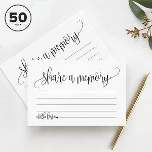 Share a Memory Cards