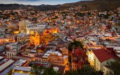 Gyphjolik et la ville de nuit