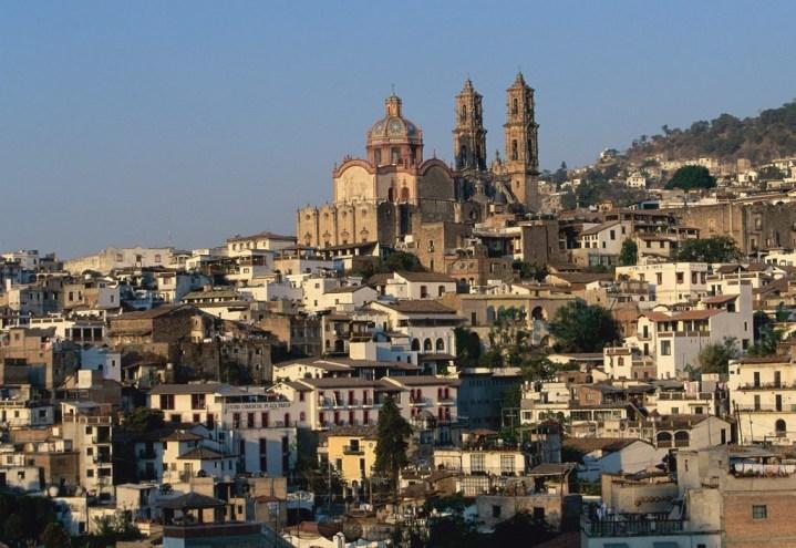 Gyphjolik photographie Mexico et ses vielles pierres avec la cathédrale