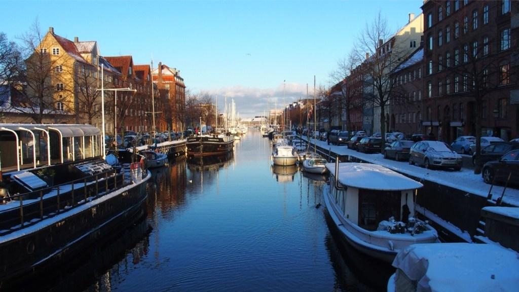 Copenhague-Canaux