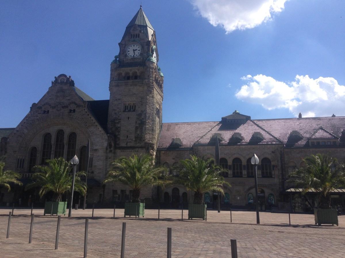 Metz - gare