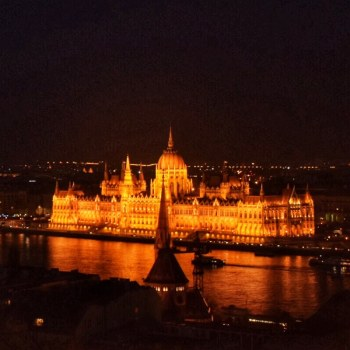 Parlement-Budapest-Hongrie