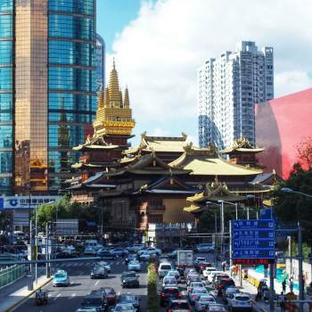 Shanghai-Chine-Asie