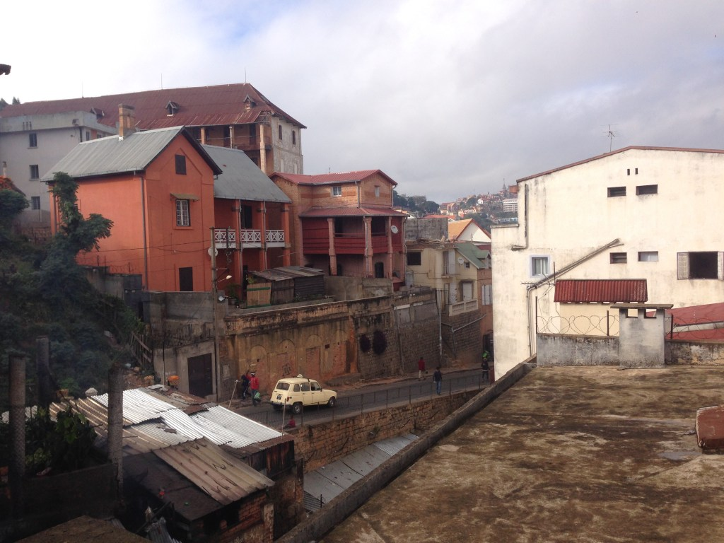 Vue Antananarivo - Madagascar