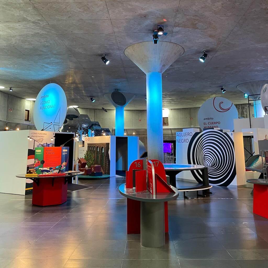 Santa Cruz de Tenerife - Musee des sciences et du cosmos