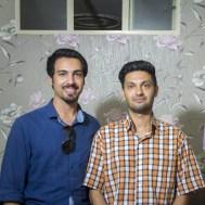 Hamid & Reza (IR) - Isfahan, IRAN