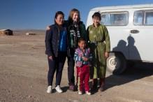 Deux soeurs (MG) - Achit Lake, MONGOLIE