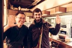 Un cuisinier (JP) - Kyoto, JAPON