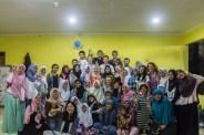 Jeunes et profs d'anglais (ID) - Pangandaran, INDONESIE