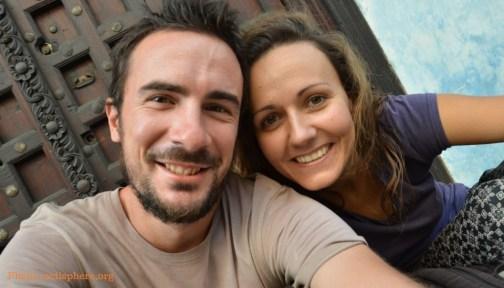 Fred et Fanny (FR) - La Paz, Isla del Sol, BOLIVIE