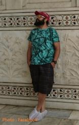 Cristian et Luz (MX) - Delhi, INDE