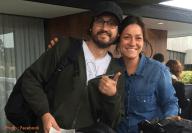 Fabian et Mariana (BR) - Udaipur, INDE
