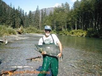 Keith et Sandi (US) - Juneau, AK, USA