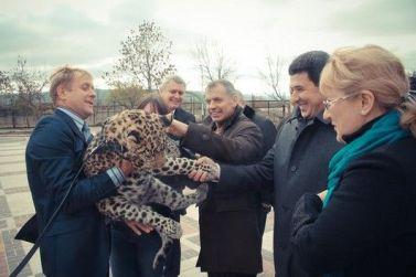 Сафари парк Тайган Леопард