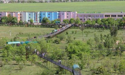 Сафари парк Тайган территория