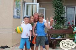 Отдых в Крыму с детьми. Заозерное. Гостиный двор Вояж. Наши детки.