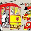 transports à Lisbonne