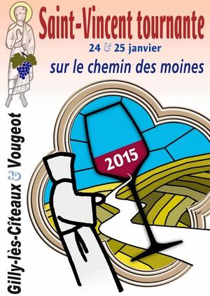 saint vincent tournante 2015