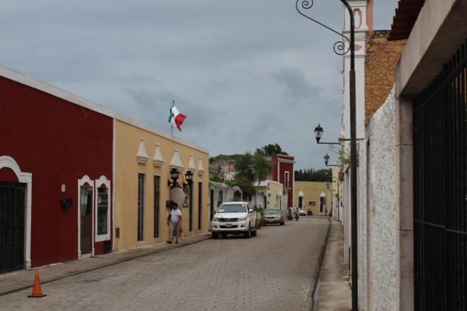 Calzada de los Frailes - centrum miasta
