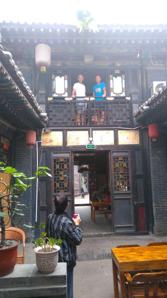 Chiny hostel w Pingyao