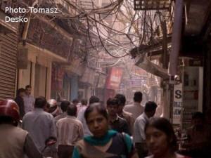 ulica Delhi kable