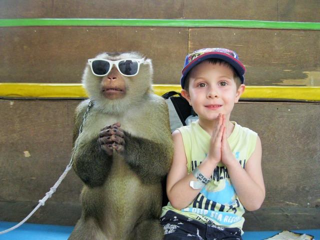 zoo-thailande