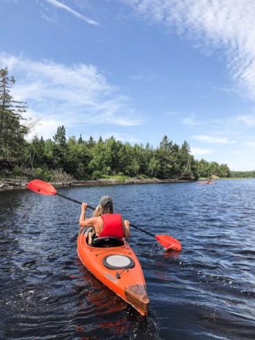 Visiter le Parc National Kouchibouguag à Miramichi au Nouveau-Brunswick