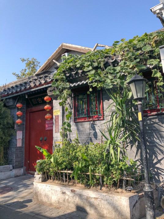 Où dormir à Pékin ? Dans les hutongs