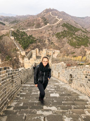 Visiter la Grande Muraille de Chine depuis Pékin