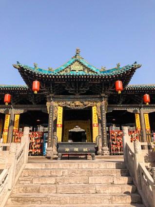Visiter Pingyao et ses temples