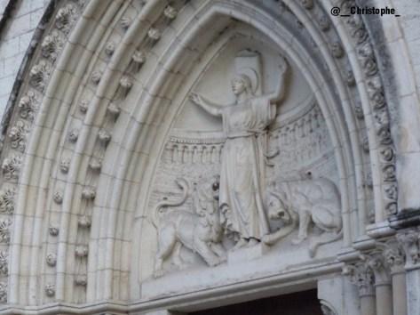 Sainte Blandine