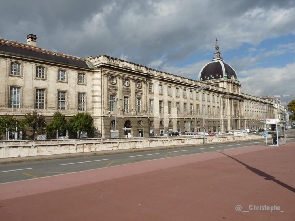 Lyon - Hôtel Dieu