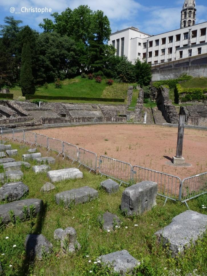 L'amphithéâtre des Trois Gaules