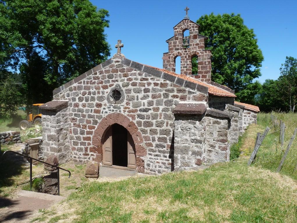 Montbonnet - chapelle Saint Roch