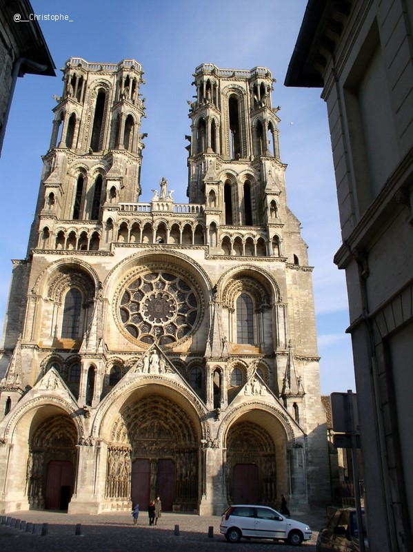 Laon, ancienne capitale de la France?
