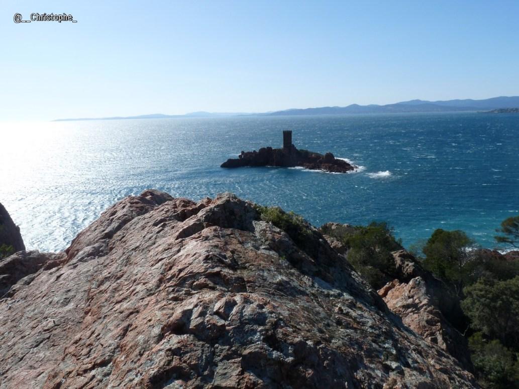 L'île d'Or - le Dramont