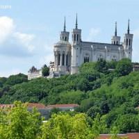 Lyon - le martyre de Sainte Blandine dans l'amphithéâtre des Trois Gaules