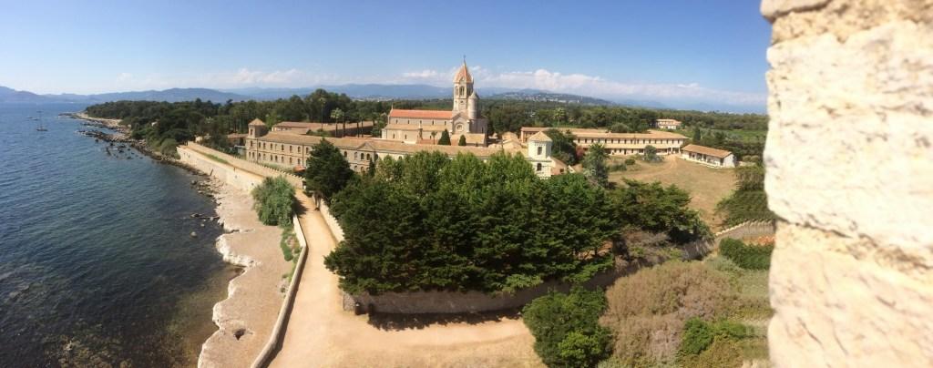 Monastère cistercien Saint Honorat - Iles de Lérins