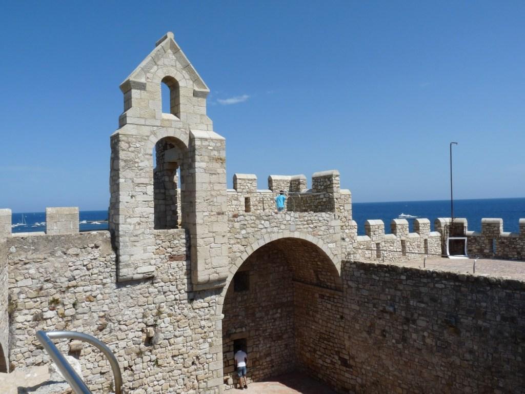 Monastère fortifié de Saint Honorat - Iles de Lérins