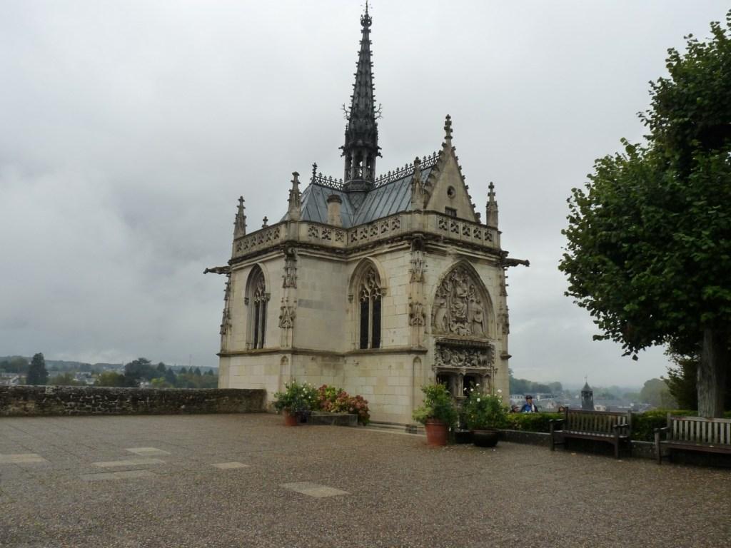 Chapelle Saint-Hubert - château d'Amboise