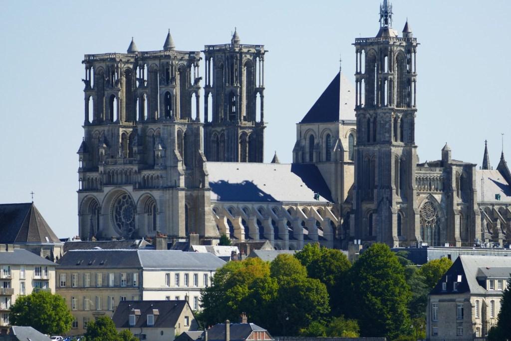 Cathédrale de Laon (Aisne)