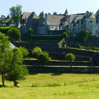 Salers - magnifique village