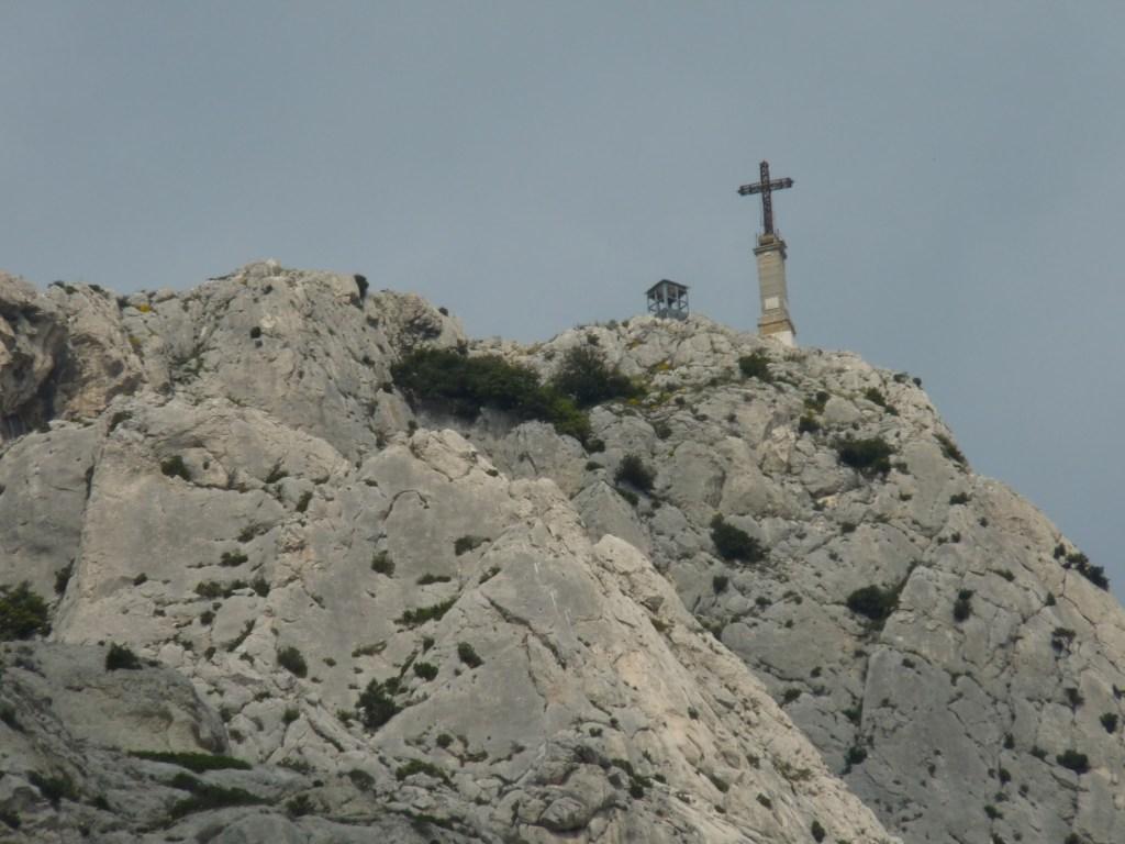 Croix de Provence à la Sainte Victoire
