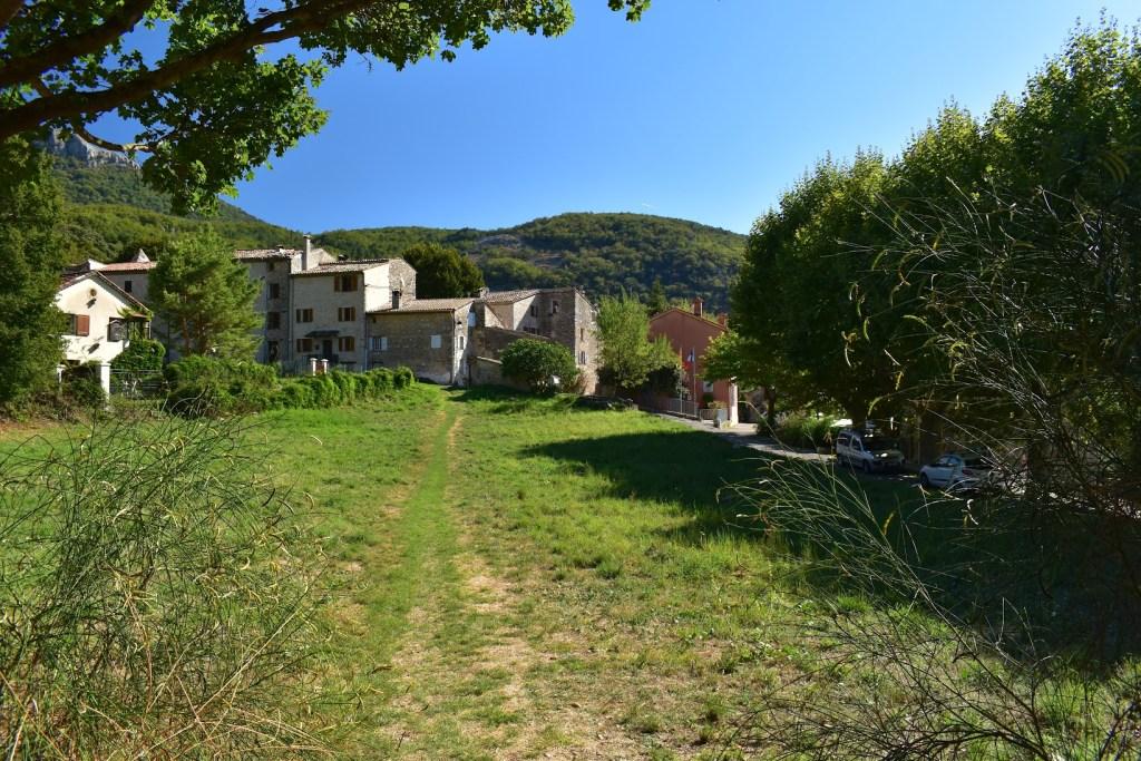 Village de Courmes