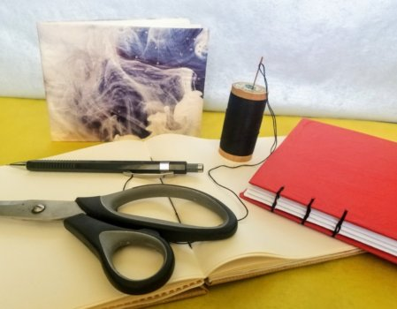DIY : Fabriquer ton carnet de voyage