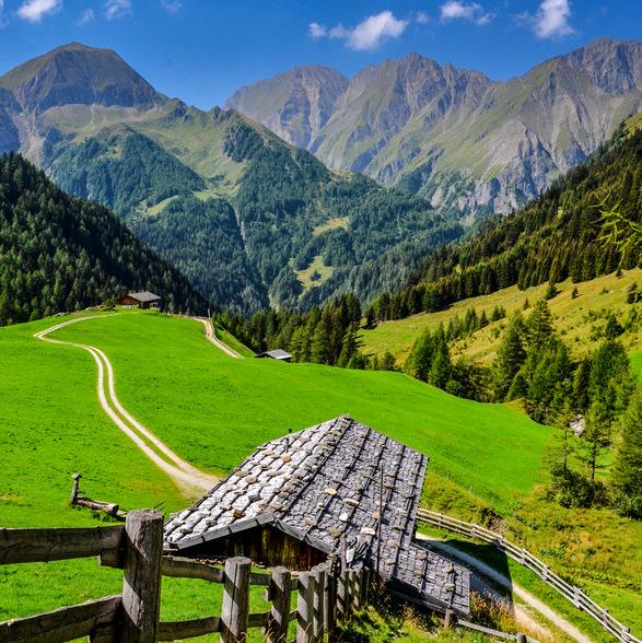 Le Tyrol, terre des traditions Le Cor des Alpes